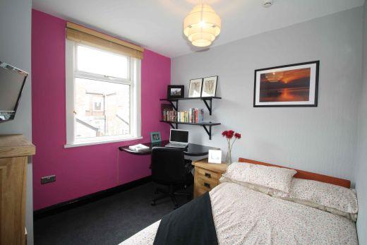40 Cawdor Road 6 Bedroom Manchester Student House Bedroom
