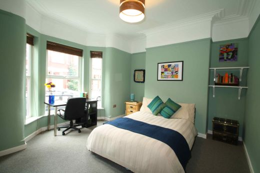 16 Cawdor Road 8 Bedroom Manchester Student House Bedroom 3