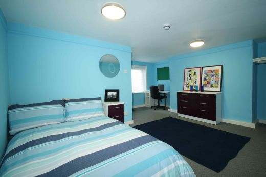 Flat 1, 17 Ladybarn Road Manchester Student House bedroom 1