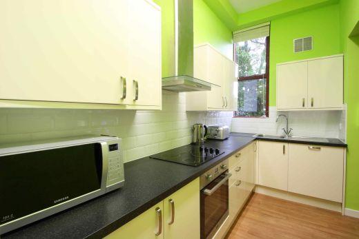 Flat 2, 17 Ladybarn Road Manchester Student House kitchen 1