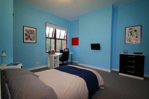 Flat 3, 17 Ladybarn Road Manchester Student House Bedroom