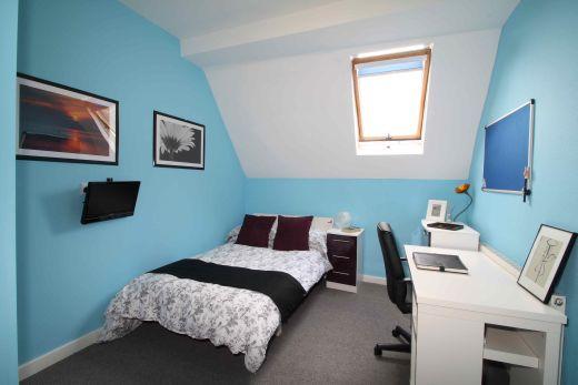 Flat 4, 17 Ladybarn Road Manchester Student House bedroom 3