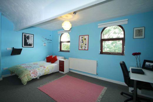 Flat 4, 17 Ladybarn Road Manchester Student House Bedroom 1