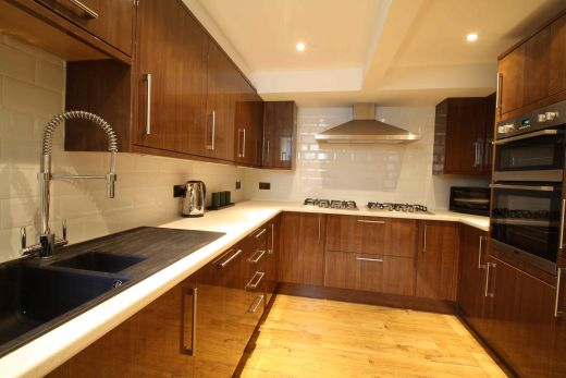 87 Lenton Boulevard 8 Bedroom Nottingham Student House kitchen 2