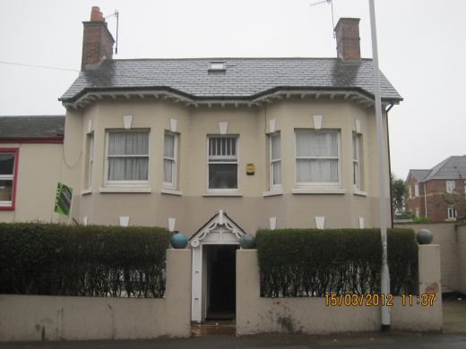 11 Old Tiverton Road 6 Bedroom Exeter Student House Exterior