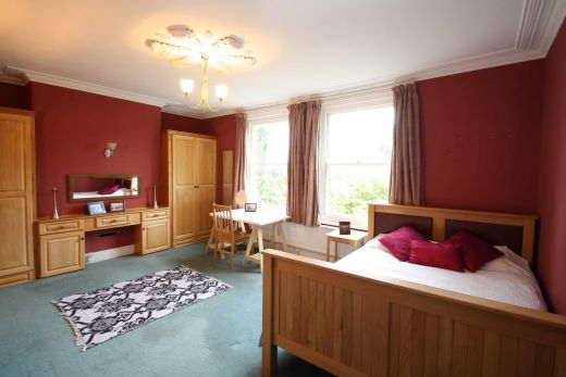 17 Devonshire Place 6 bedroom Pennsylvania, Exeter student house bedroom 1