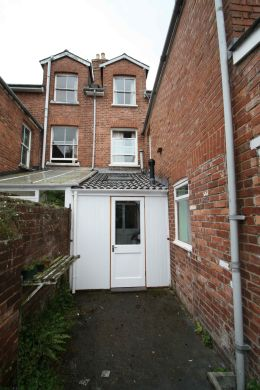 17 Devonshire Place 6 bedroom Pennsylvania, Exeter student house exterior