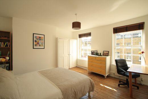 246 Gray's Inn Road 4 Bedroom London Student House Bedroom 3