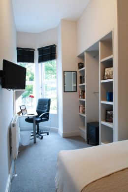 Flat 1, 154 Woodsley Road 6 Bedroom Leeds Student House bedroom 1