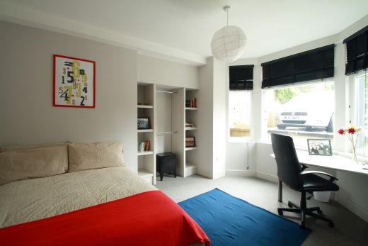 Flat 1, 154 Woodsley Road 6 Bedroom Leeds Student House bedroom 3