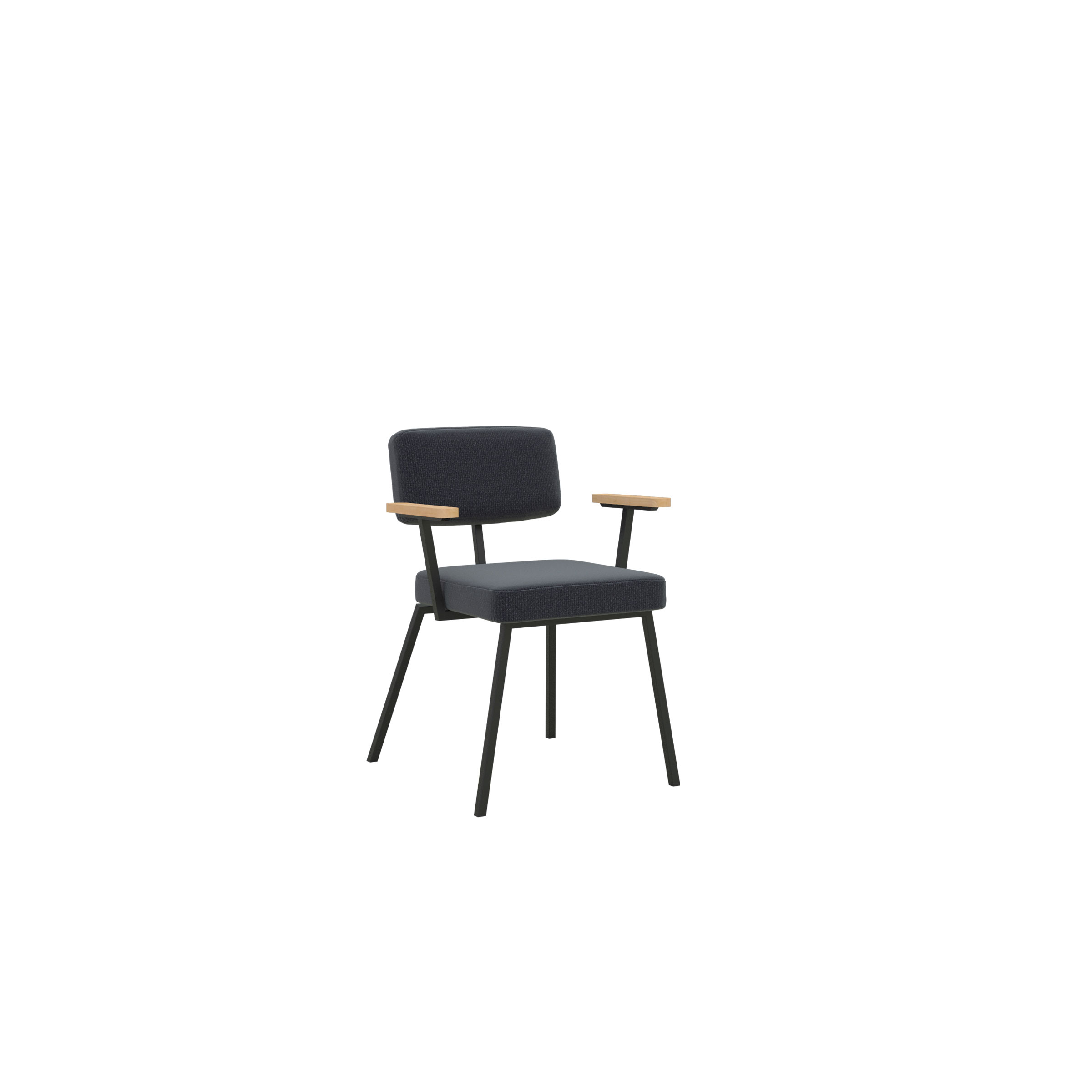 Ode Chair met armleuning