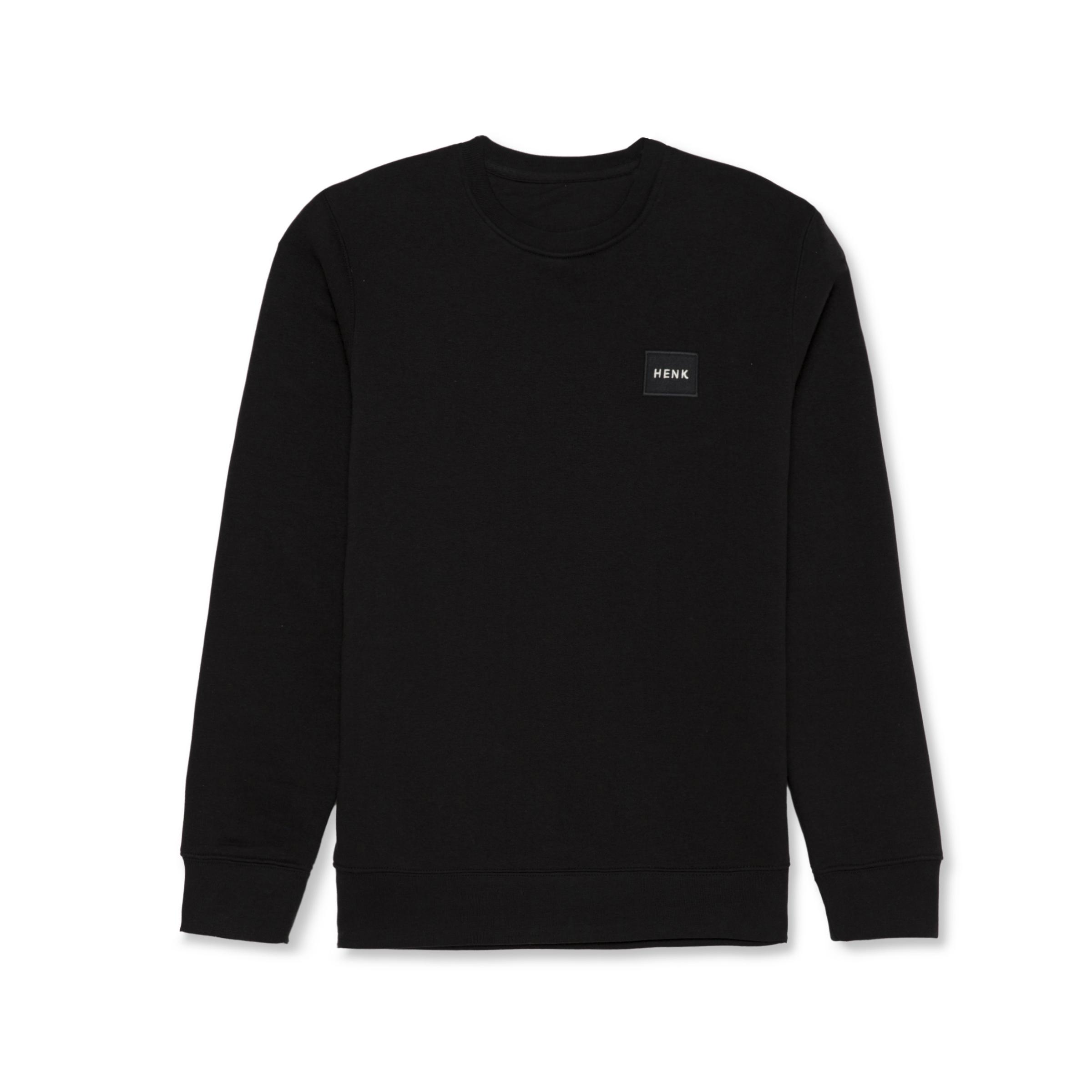 Sweater | Black | Studio HENK | Listing_image