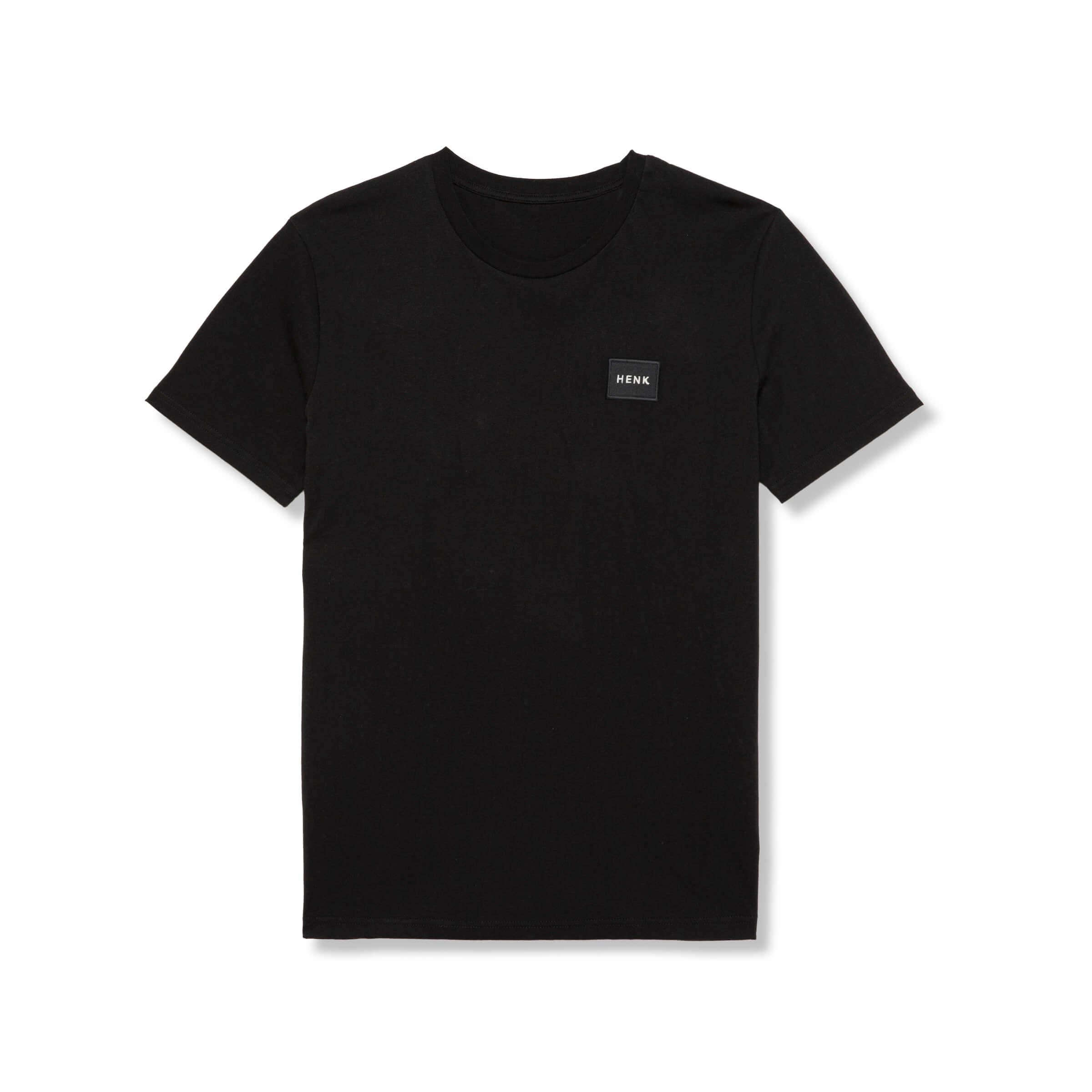 T-shirt | Black | Studio HENK | Listing_image