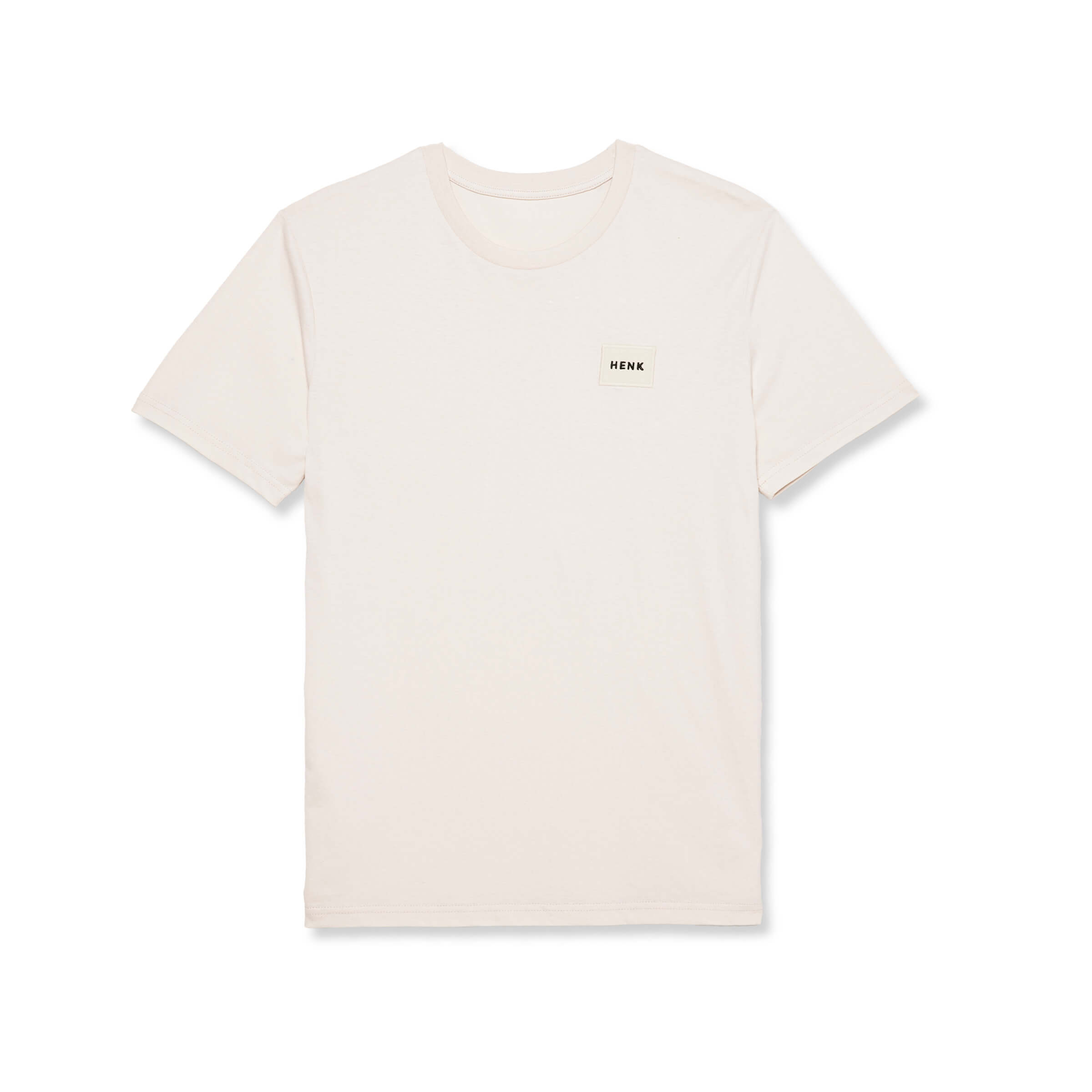 T-shirt | Cream | Studio HENK | Listing_image