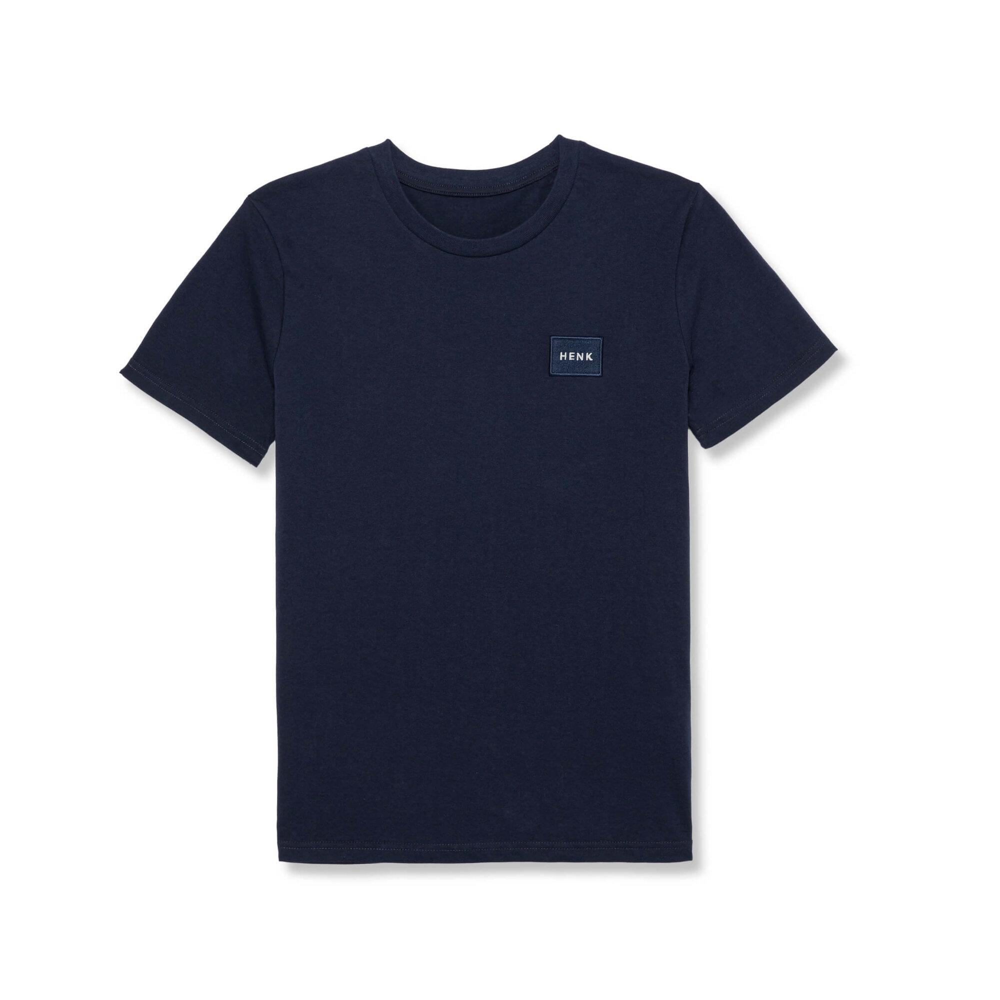 T-shirt | Navy | Studio HENK | Listing_image