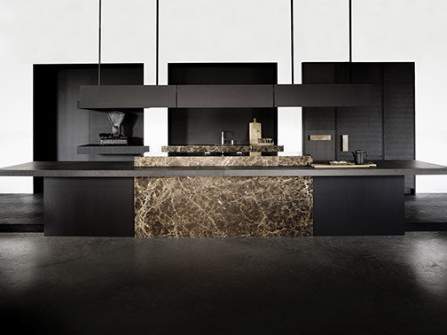 LANDSCAPE kitchen