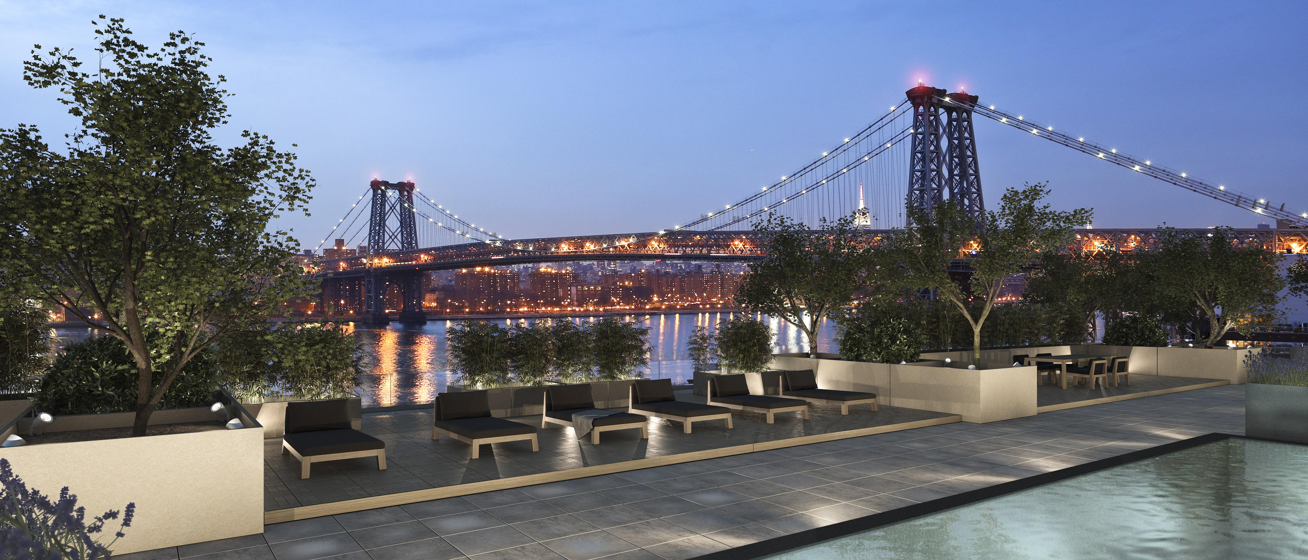 Luxury condominiums Oosten in New York