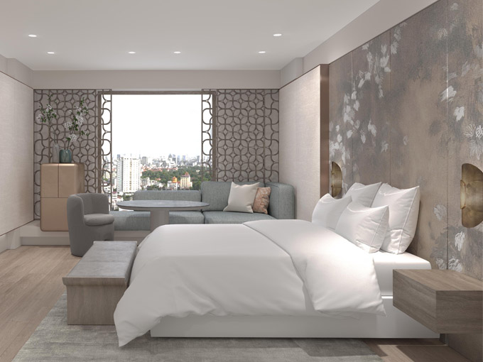 Design projects studio piet boon for Design hotel vietnam