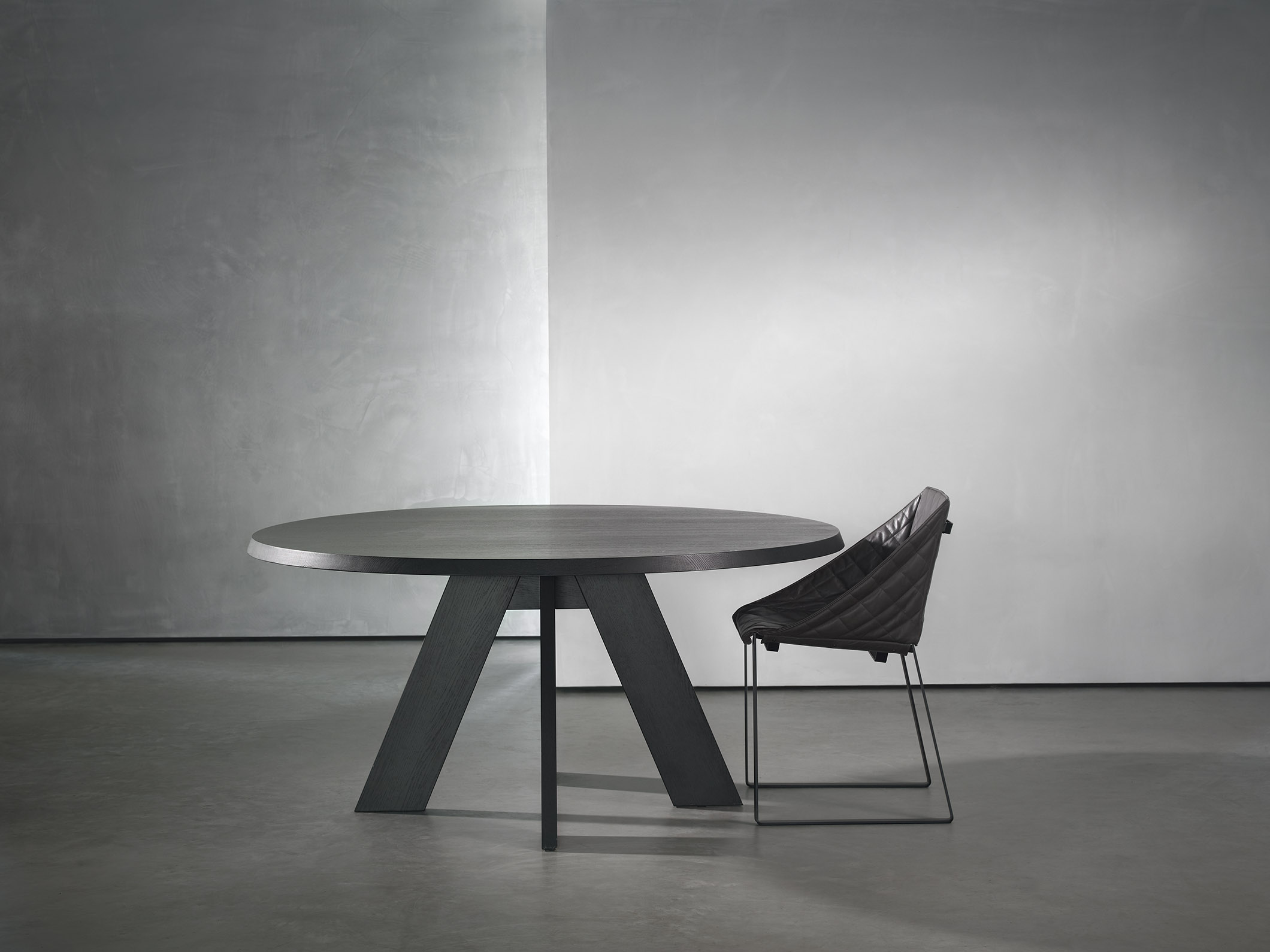 IDS dining table and KEKKE dining chair