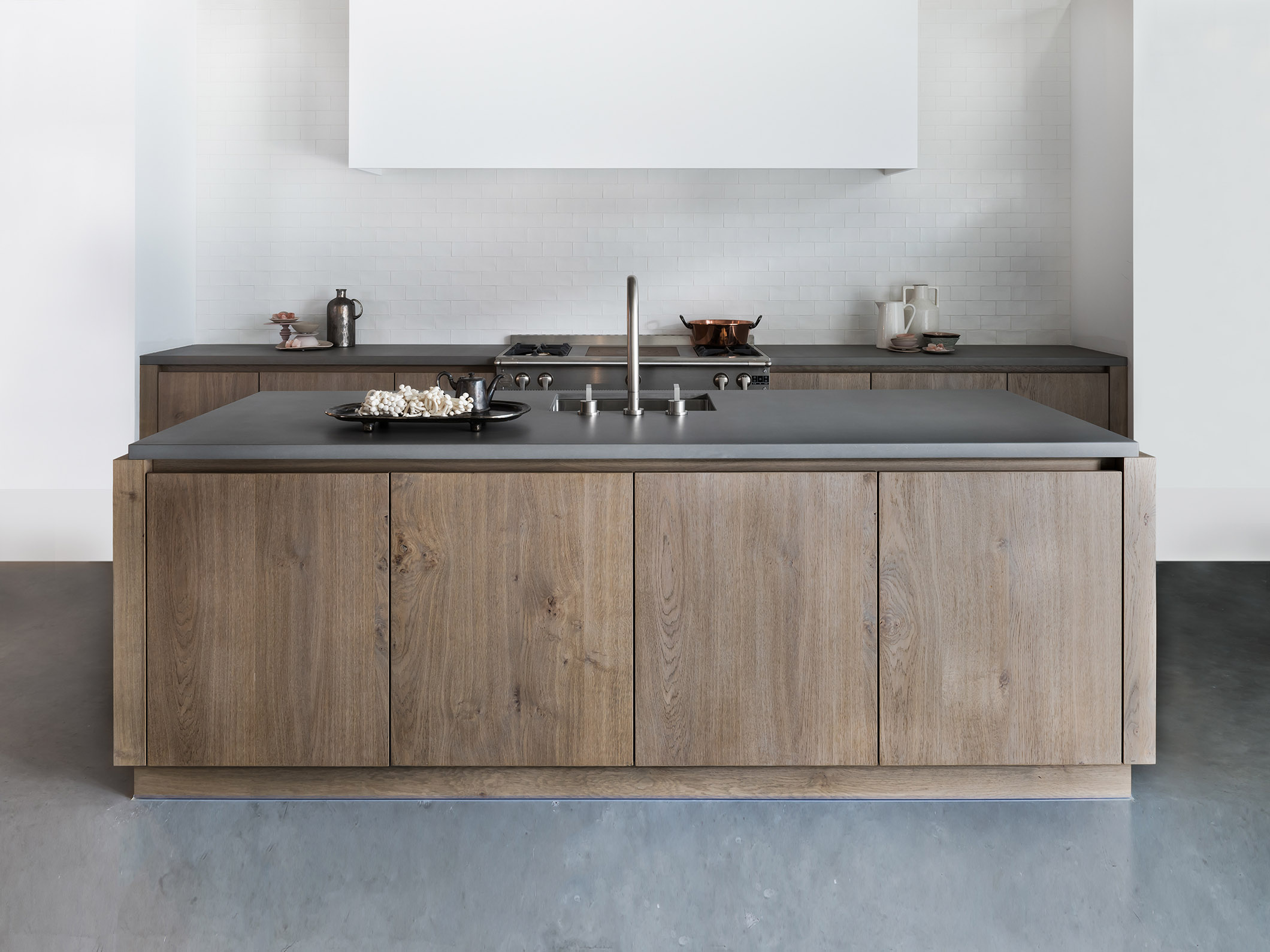 SIGNATURE kitchen and tiles and stones by Douglas & Jones