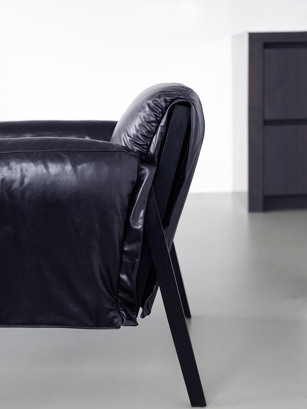 KENT chair at canal apartment