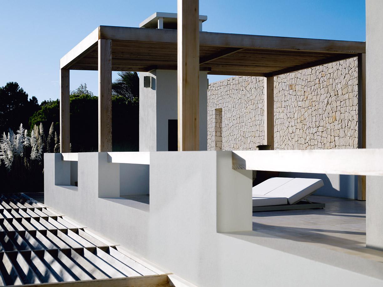 South coast villa