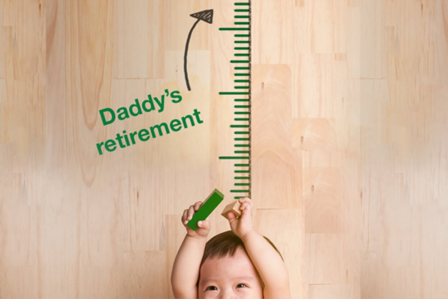 start family save plan daddy retirement