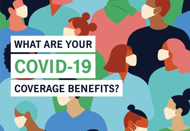 service card image for - COVID-19 Benefits At A Glance