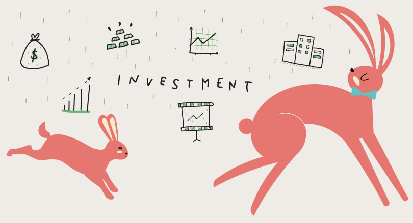 service card image for - How the Hare Discovered Investing at an Early Age
