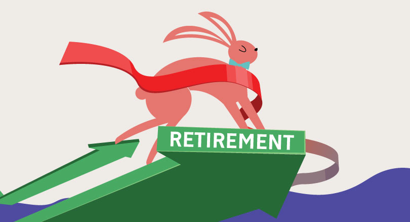 service card image for - Financial Independence, Retire Early: How the Hare Plans to Succeed