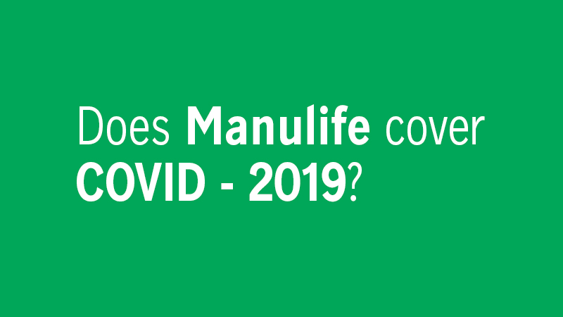 service card image for - Manulife Plan Coverage of COVID-19