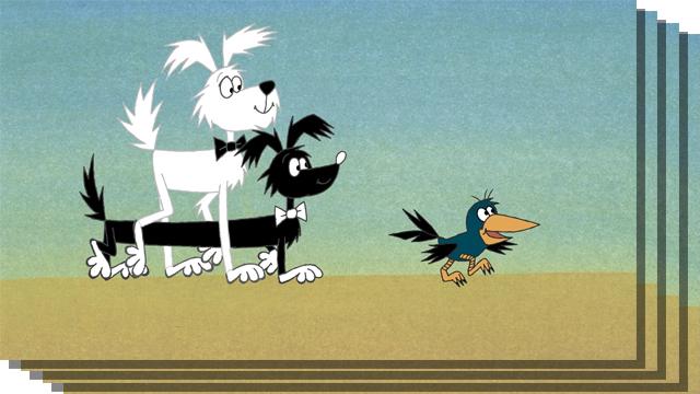 fc340d736ae Cineve / Lastele / Must ja Valge koer