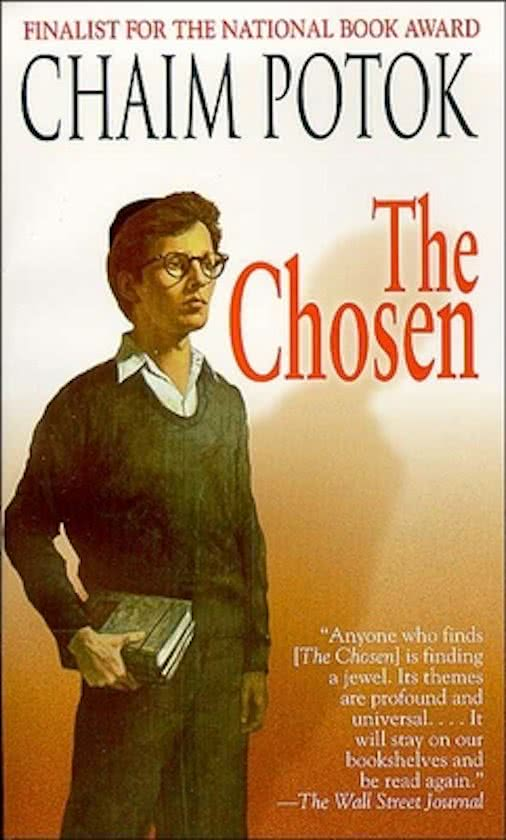 portraying customs of the jewish community through wit and satire in chaim potoks novel the chosen The chosen has 75,372 ratings and who has to go undercover in brooklyn's hasidic jewish community to solve a the chosen by chaim potok - 5 stars: 5.