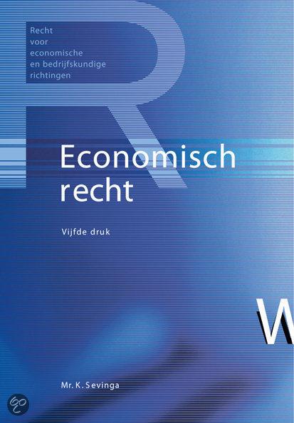 Economisch recht