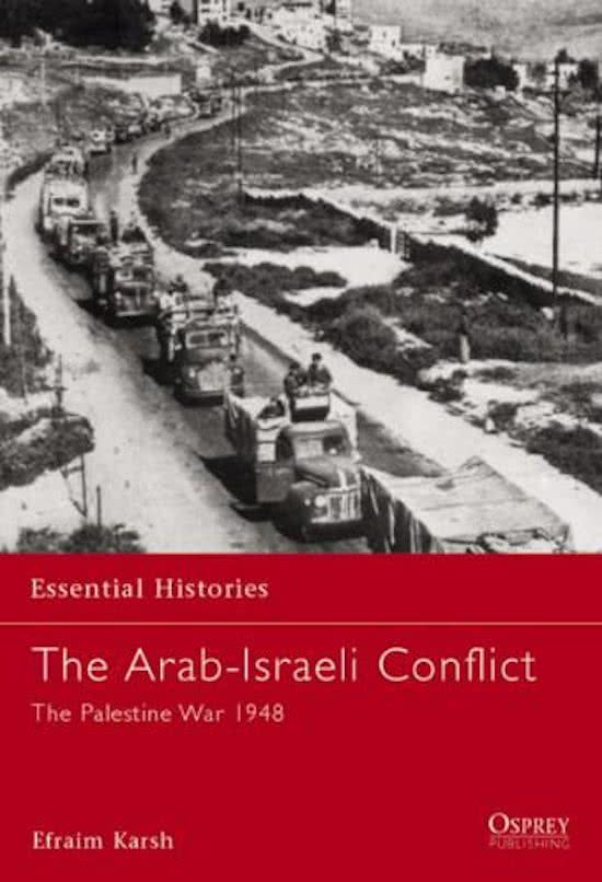 arab israeli conflict thesis Free essay: the arab-israeli conflict is a struggle between the jewish state of israel and the arabs of the middle east concerning the area known as.