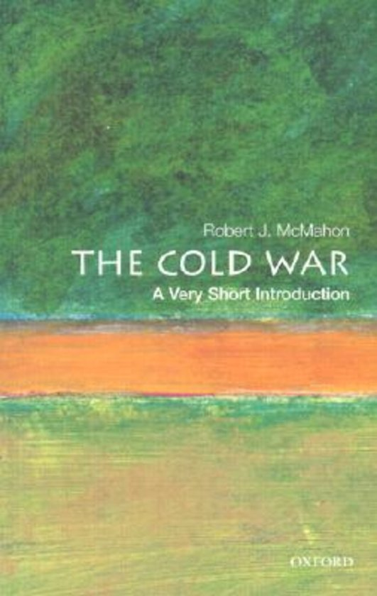 an introduction to the cold war Cold war essay writing service, custom cold war papers  introduction the second world war is arguably the biggest occurrence in the history of human kind.
