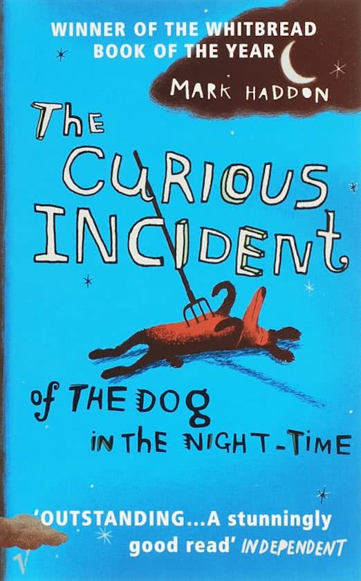 curious incident of a dog in the nighttime mark haddon essay The curious incident of the dog english language essay of the dog in the night-time by mark haddon curious incident of the dog in the night-time by.