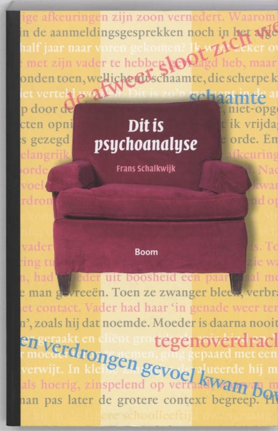 Dit is psychoanalyse