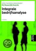 Integrale bedrijfsanalyse De financiele functie