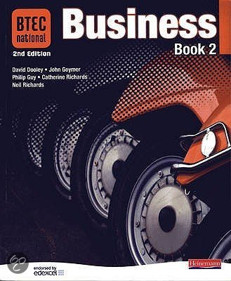 BTEC National Business Book 2