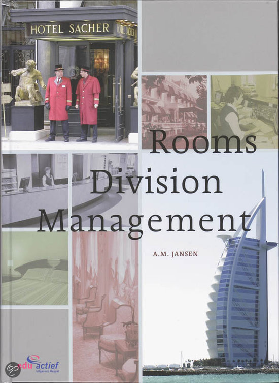 room division management Rooms division management technical certificate  program code 6302  program description: the rooms division management certificate is designed to qualify successful .