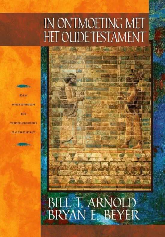 In ontmoeting met het Oude Testament