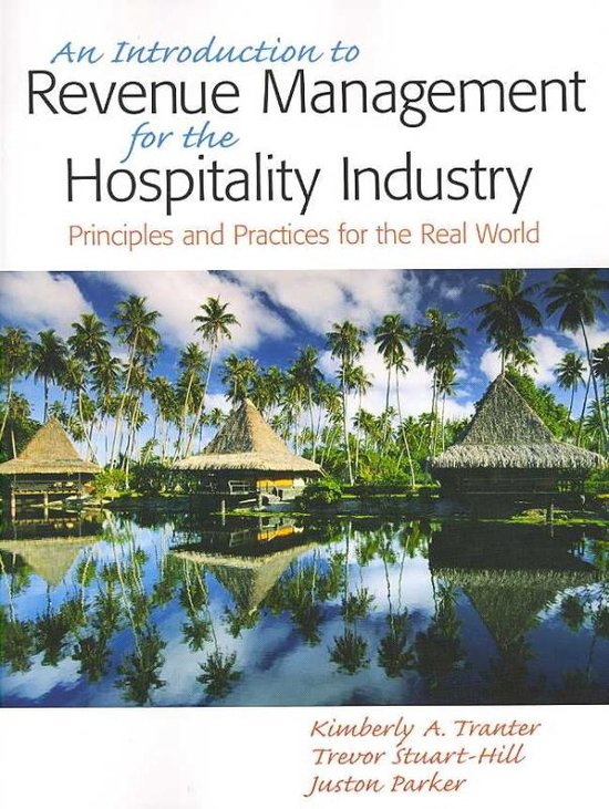hotel revenue management thesis Revenue management in a multi-channel environment: the effect of pricing strategies on perceived fairness by lan jiang bachelor of science in hotel management.