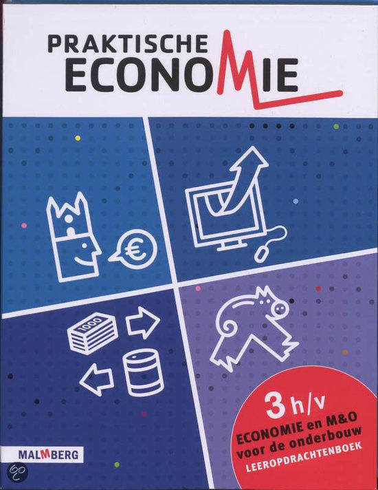 Praktische Economie havo/vwo leerjaar 3 Leeropdrachtenboek