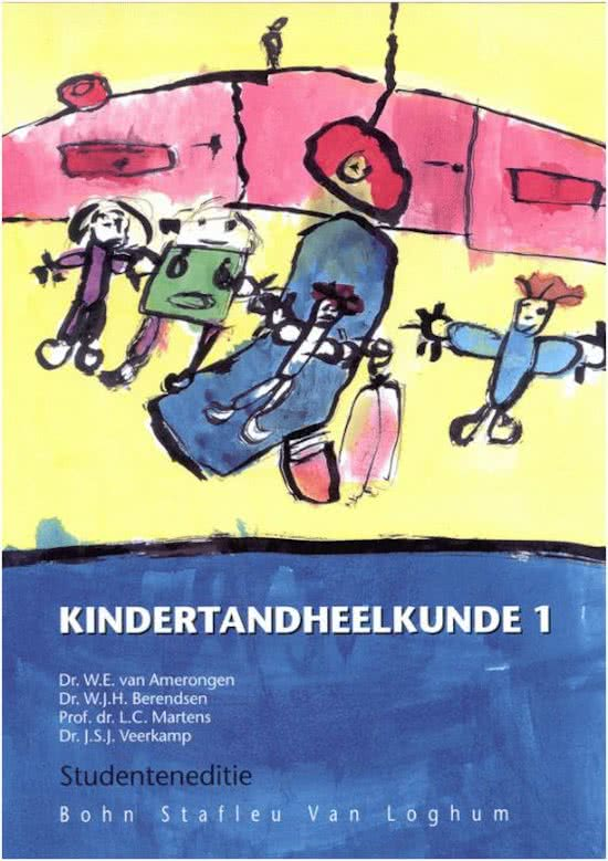 Kindertandheelkunde 1