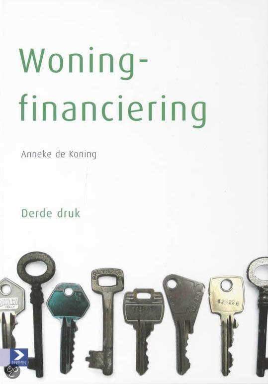 Woningfinanciëring