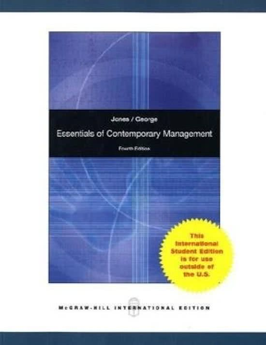 an analysis of managing contemporary organisations This subject will examine the management of contemporary organisations with a particular emphasis on understanding link between theory and practice subject content will include an introduction to a broad set of perspectives relating to how organizations are managed today, such as, technology, innovation, strategy, design, structure, culture.