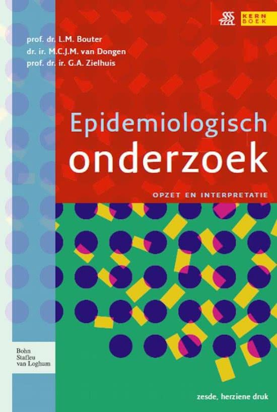 Epidemiologisch onderzoek