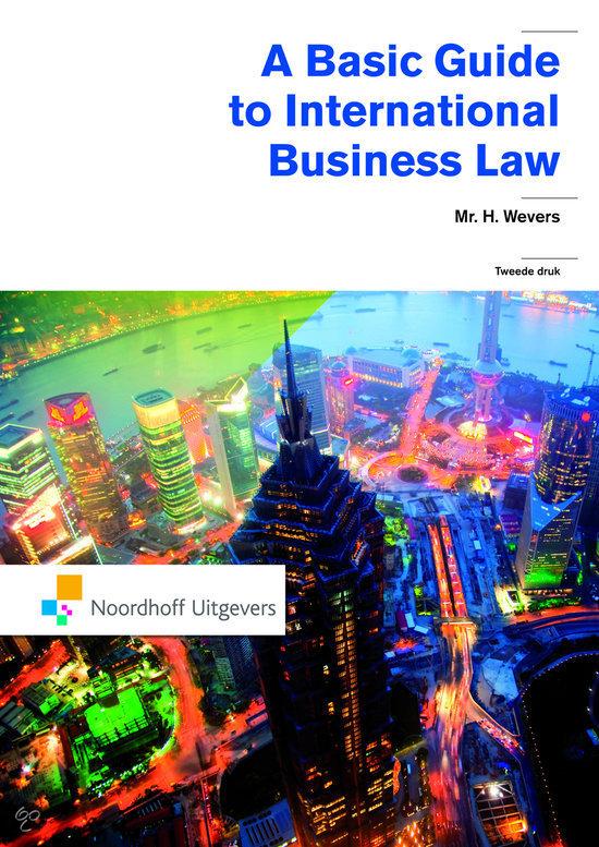 international business law case studies