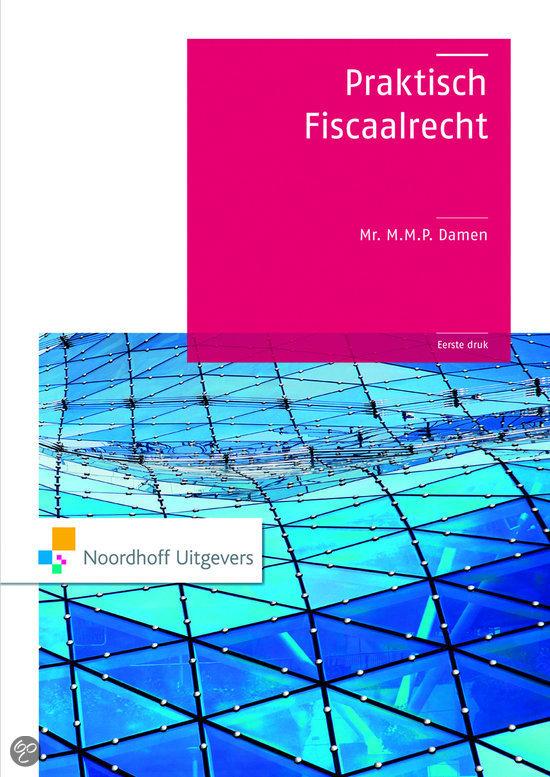 Praktisch Fiscaalrecht